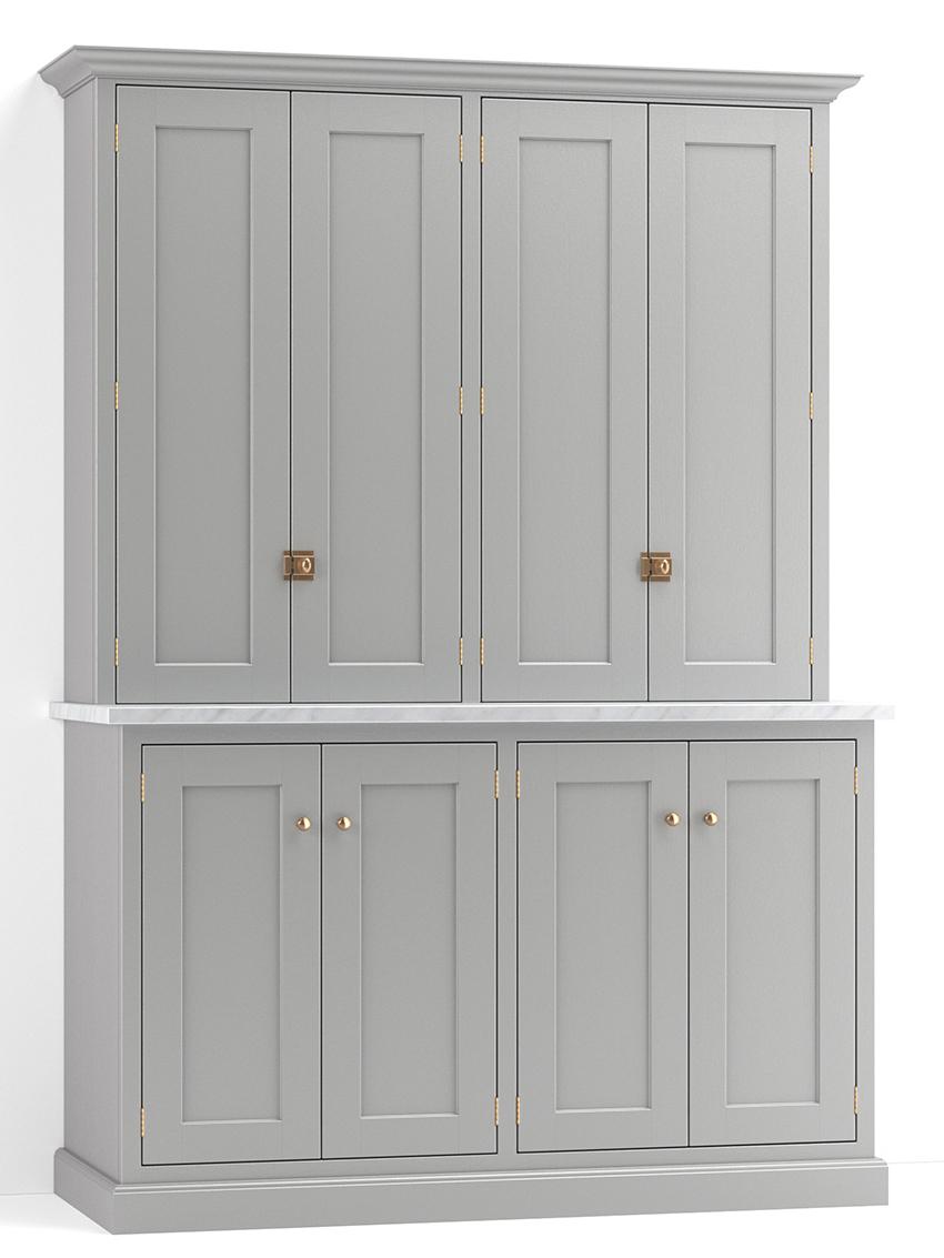 Freestanding Cupboards Devol Kitchens