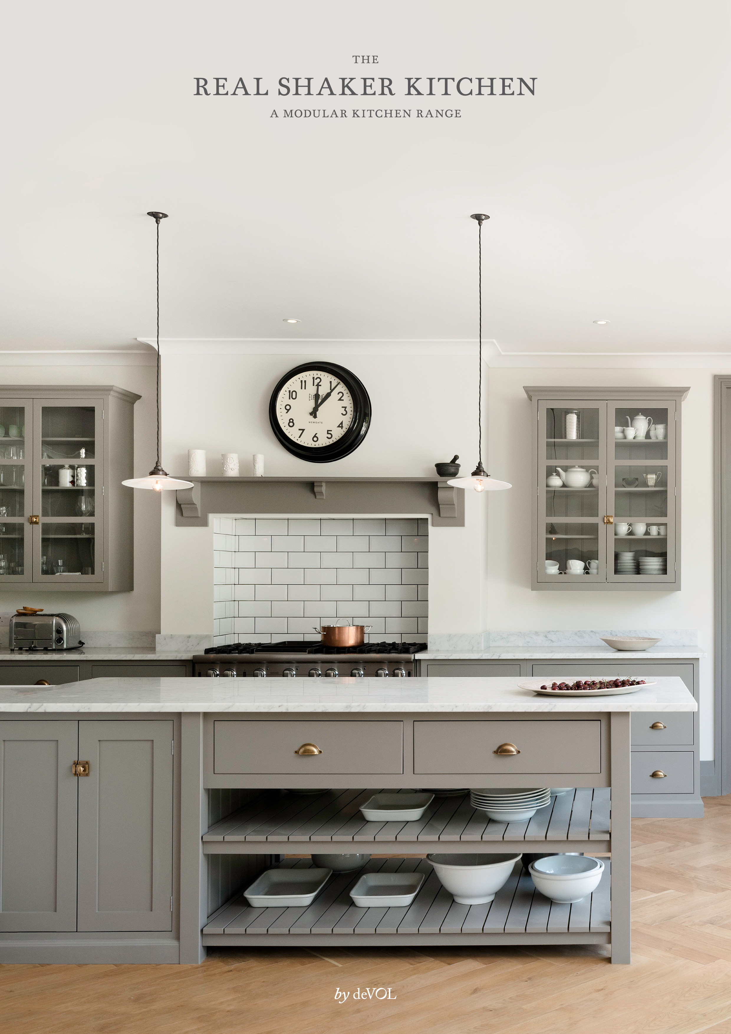 Shaker Style Kitchen Cupboards