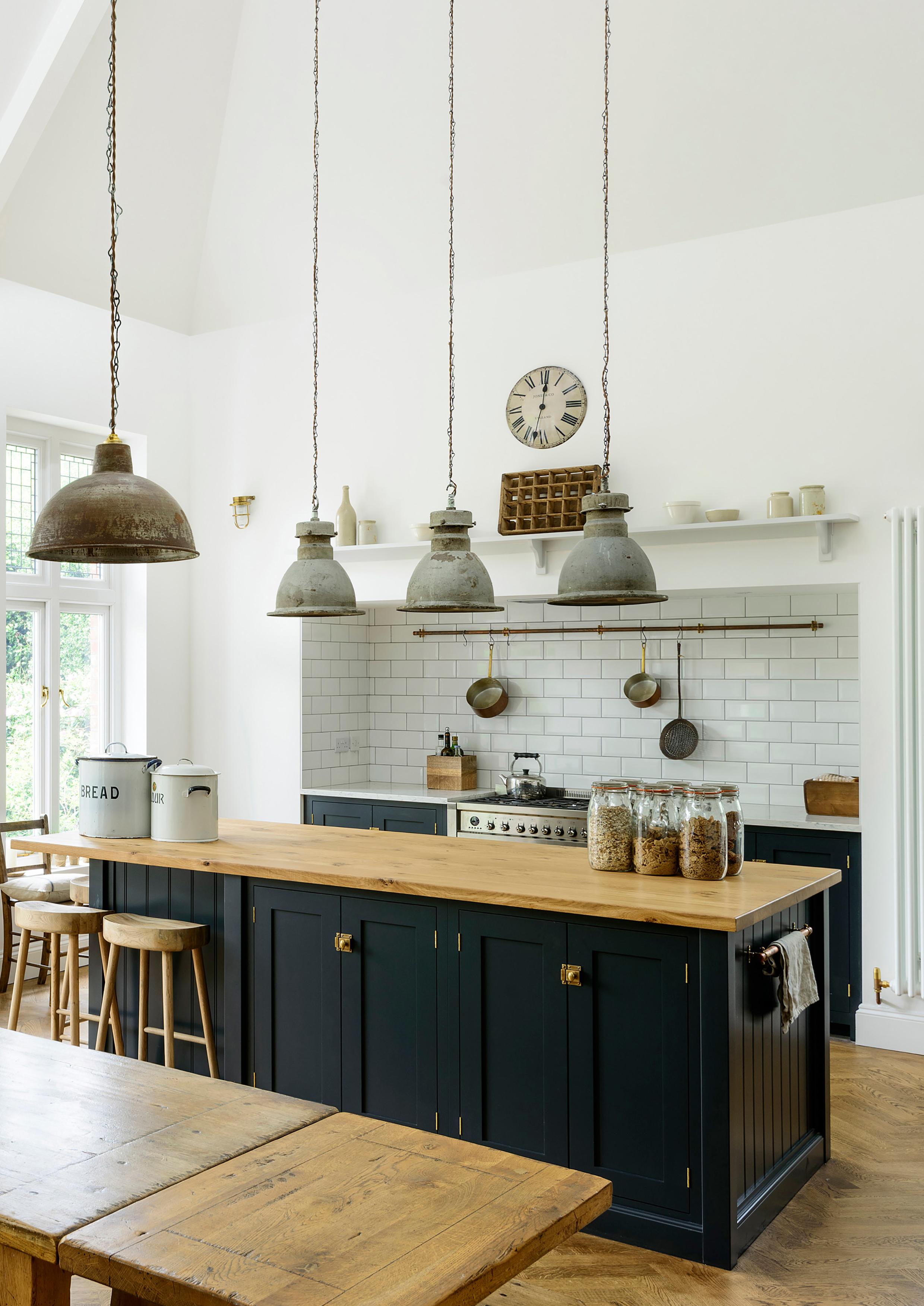 Galley Kitchen Black Sink Design Ideas