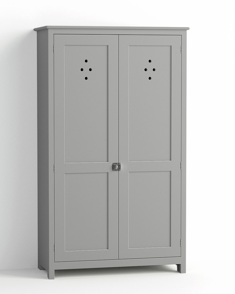 Shaker kitchen catalogue freestanding furniture devol Pantry 800mm