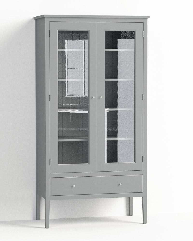 Glazed Kitchen Cupboard Doors Shaker Kitchen Catalogue Freestanding Furniture Devol Kitchens