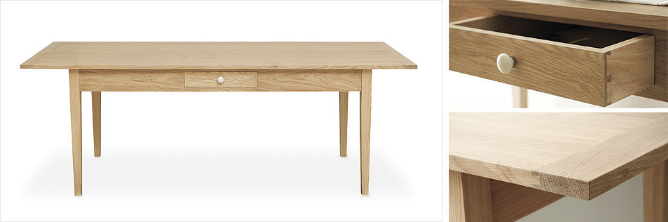 shaker tables - Shaker Kitchen Table