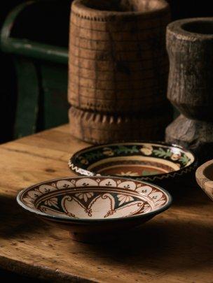 Glazed Plates