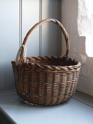 Pretty Round Basket