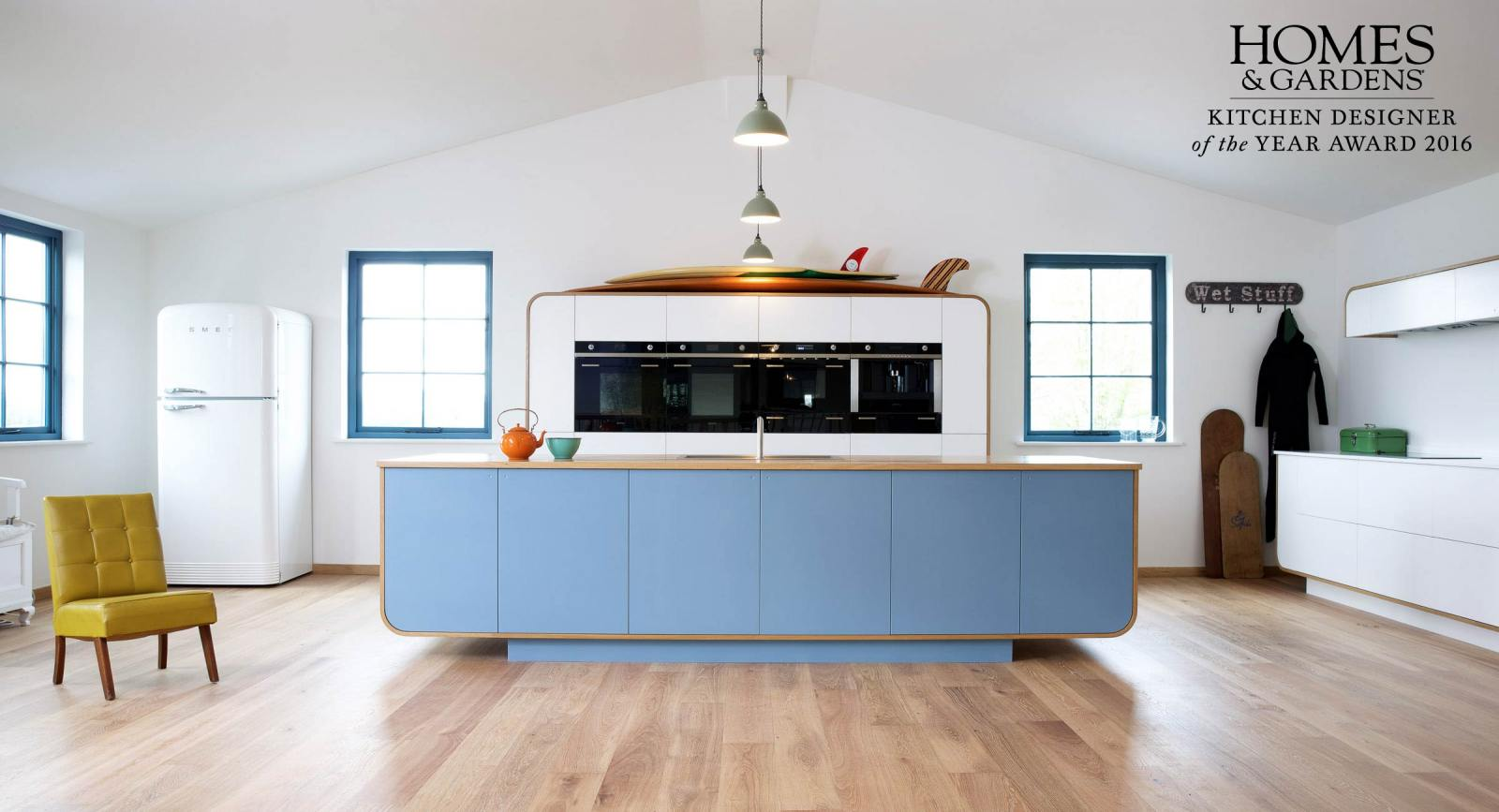 Air Kitchens by deVOL - Contemporary Designer Kitchens inspired by ...