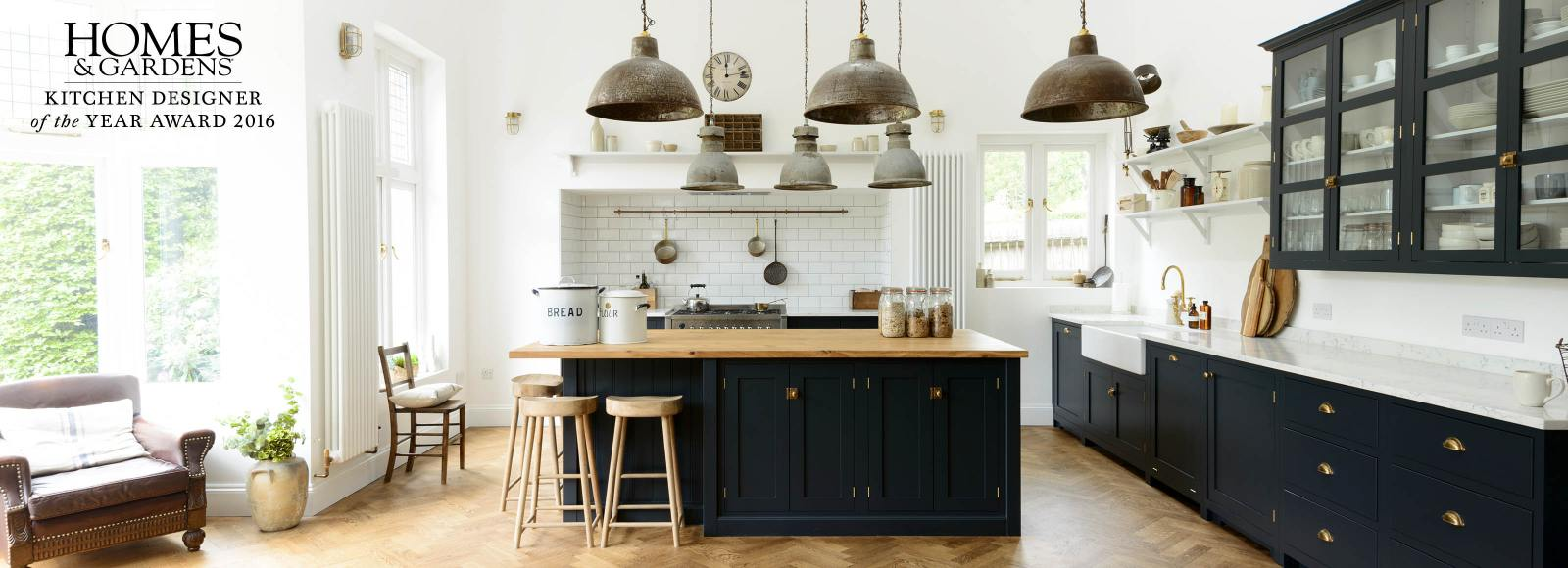 DeVOL Kitchens Simple Furniture Beautifully Made