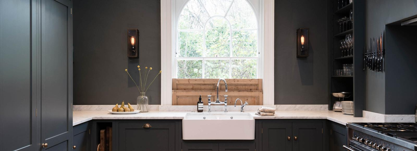 Bespoke Kitchens, Bathrooms and Interiors by deVOL photo 9