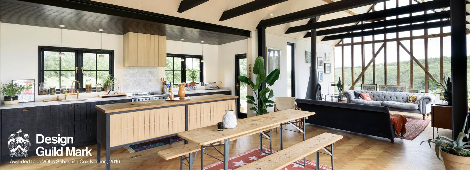Bespoke Kitchens, Bathrooms and Interiors by deVOL photo 8