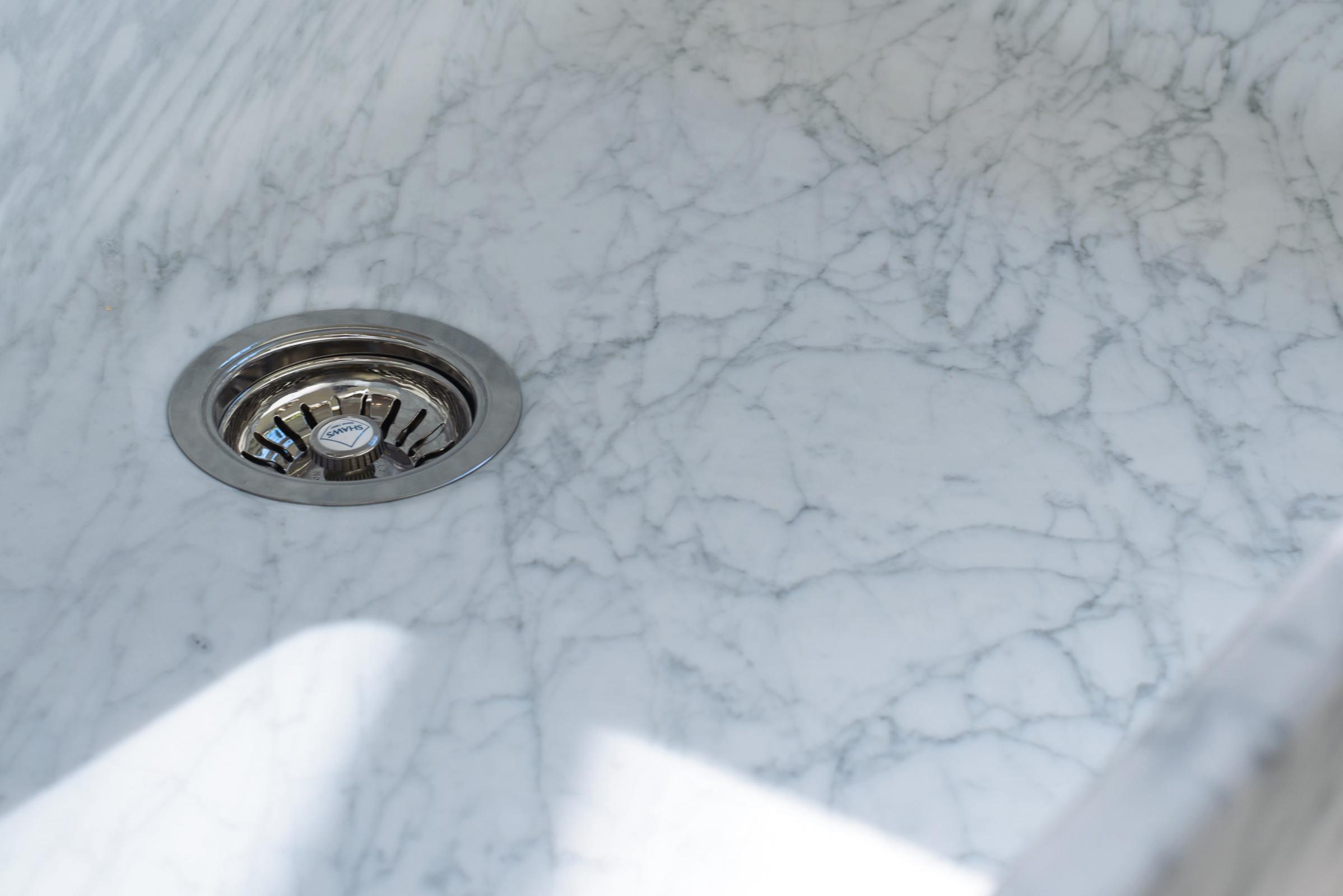 Milano Penthouse 800 Single Marble Sink photo 3