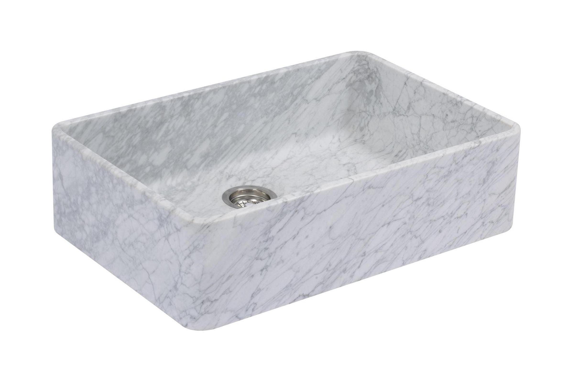 Milano Penthouse 800 Single Marble Sink photo 1