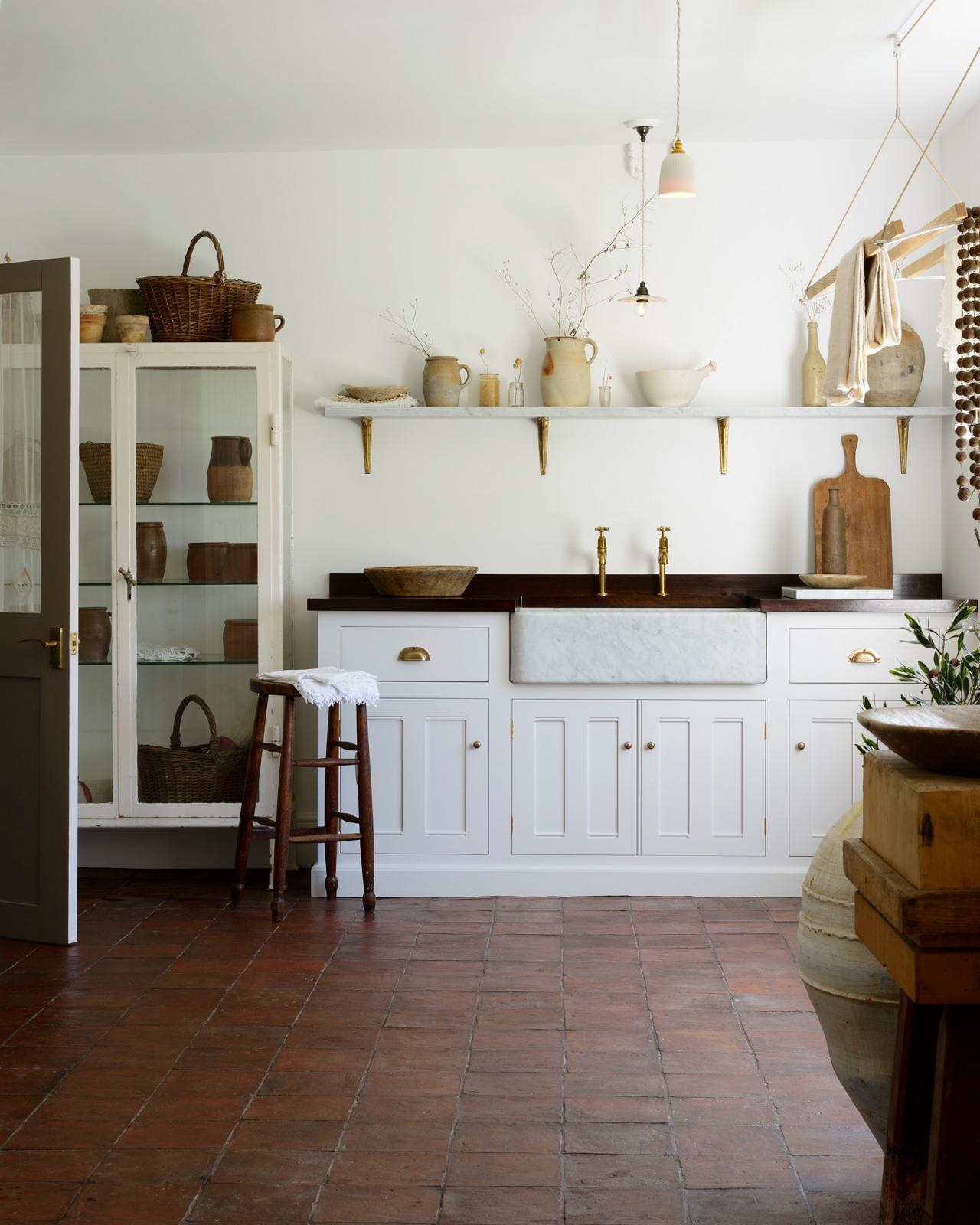 Terracotta Tiles Devol Kitchens