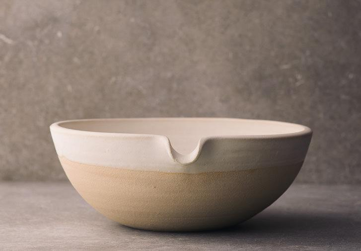 Large Lipped Pouring Bowl photo 1