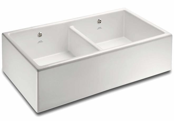 1000 Double Shaker Sink  photo 1