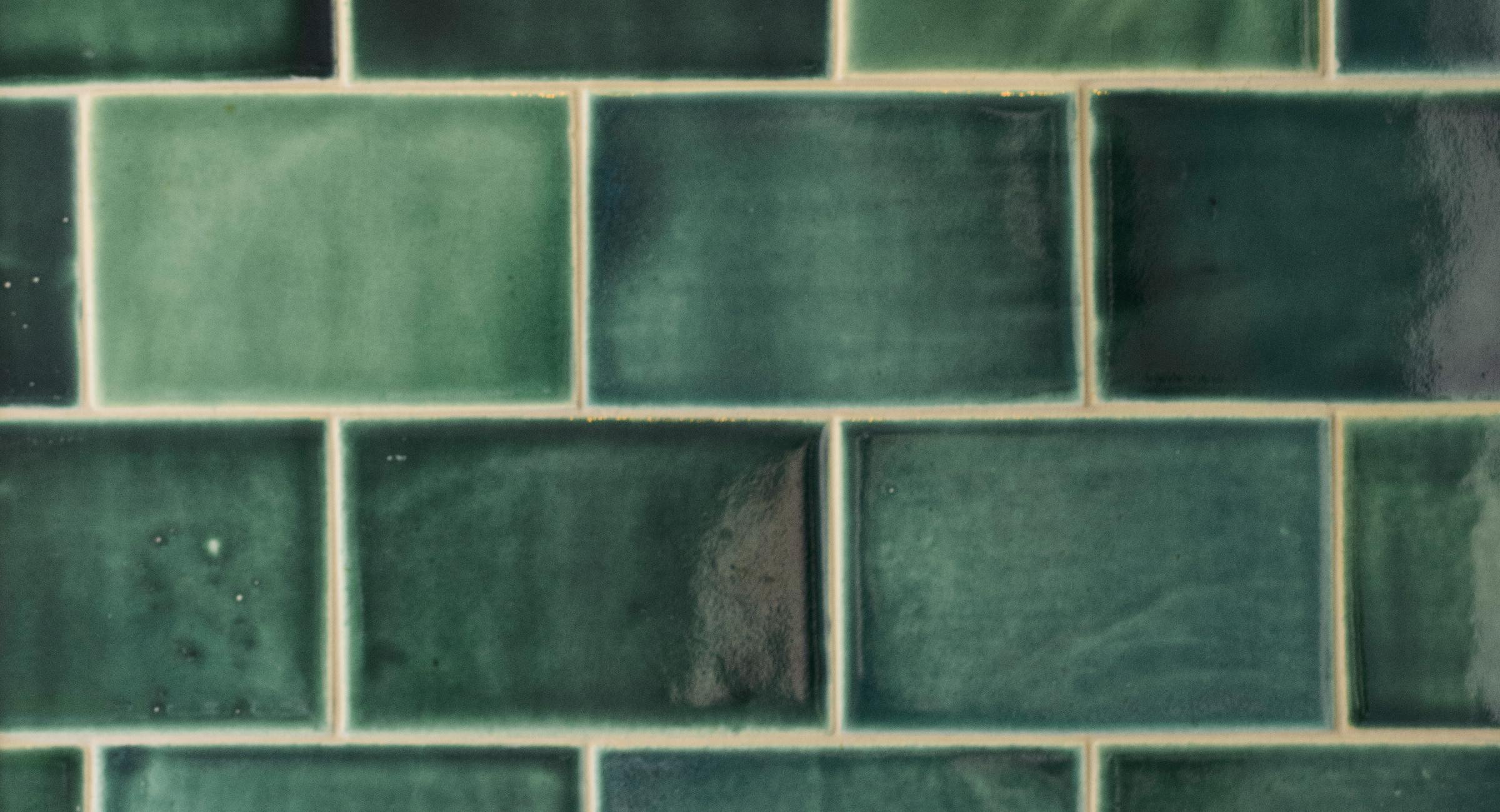 Devol Emerald Green London Tiles Devol Kitchens
