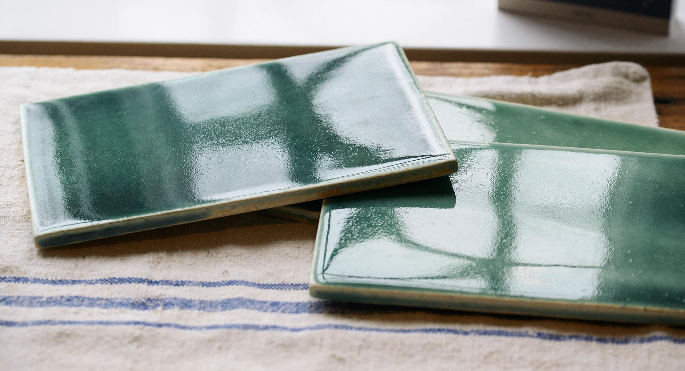 deVOL Emerald Green London Tiles photo 4