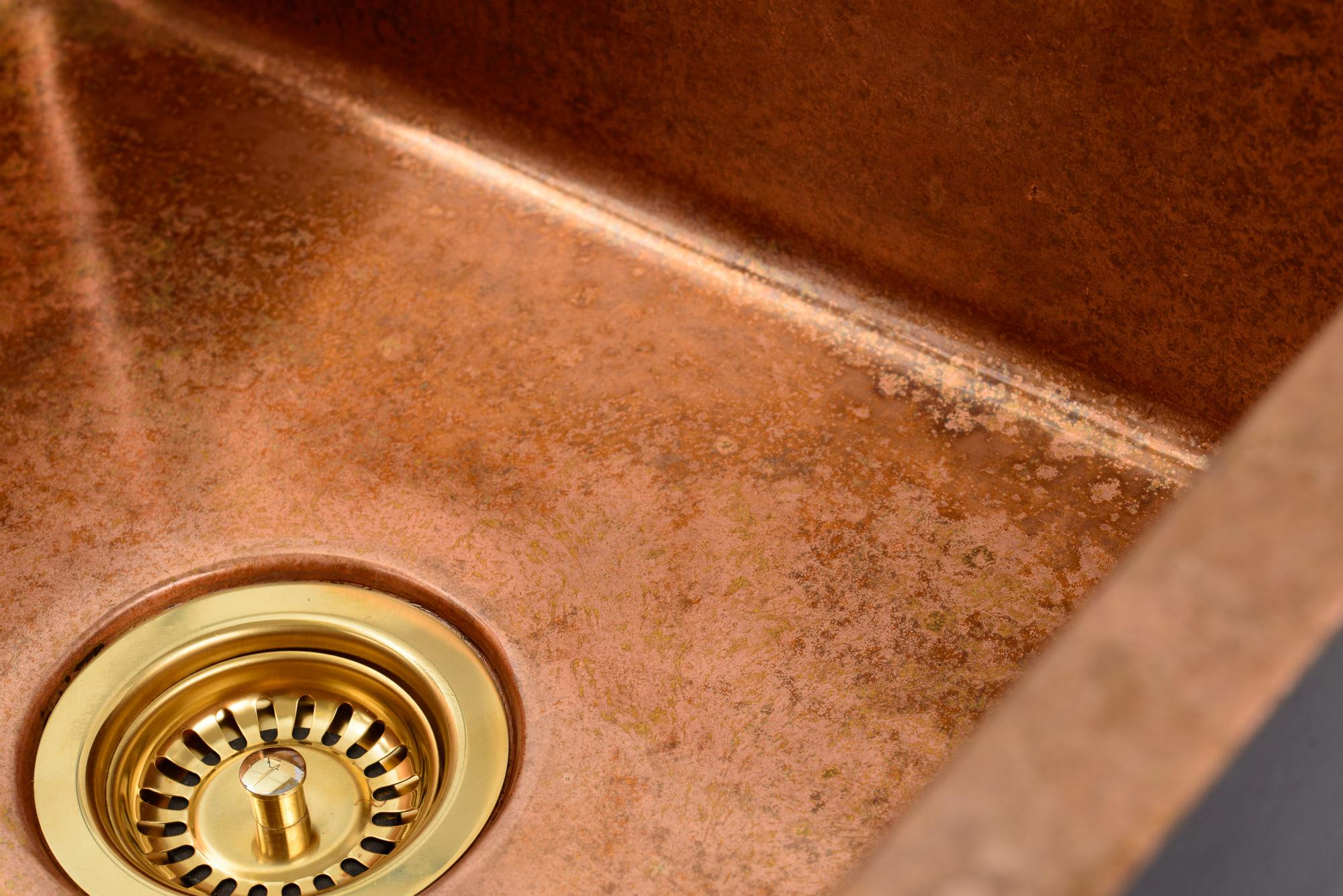 Copper Single Sink photo 4