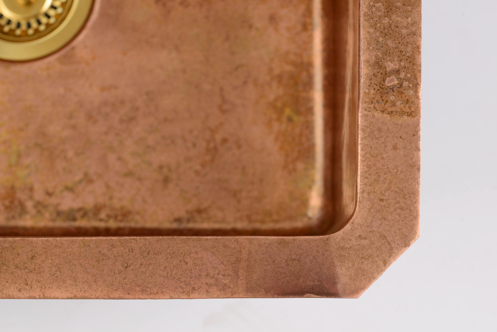 Copper Single Sink photo 5