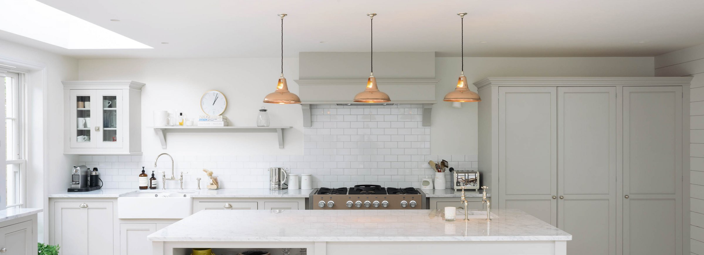 deVOL Kitchens Shaker Kitchens Classic Bespoke Kitchens Air