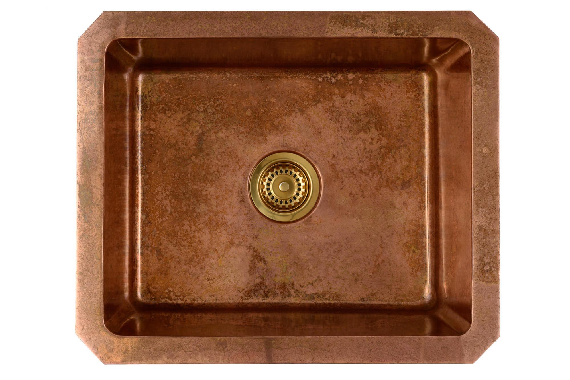 Copper Single Sink photo 1