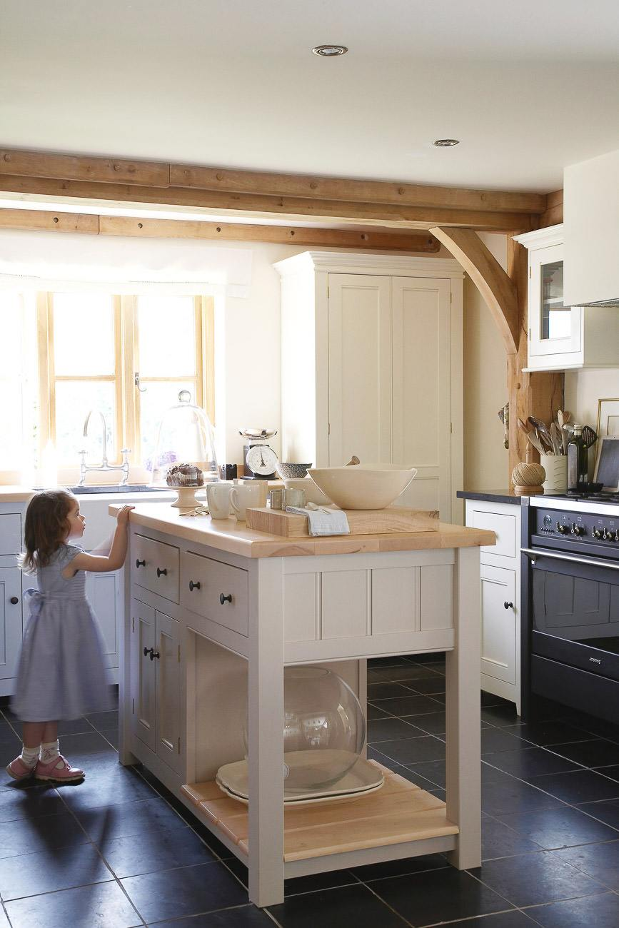 The Border Oak Kitchen Devol Kitchens