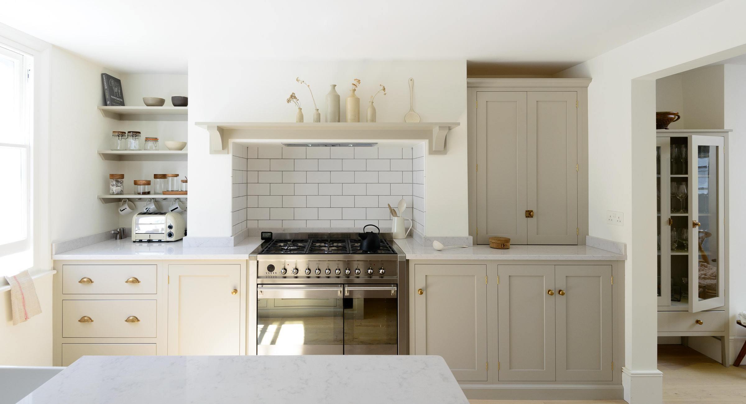 The Barnsbury Islington Kitchen Devol Kitchens