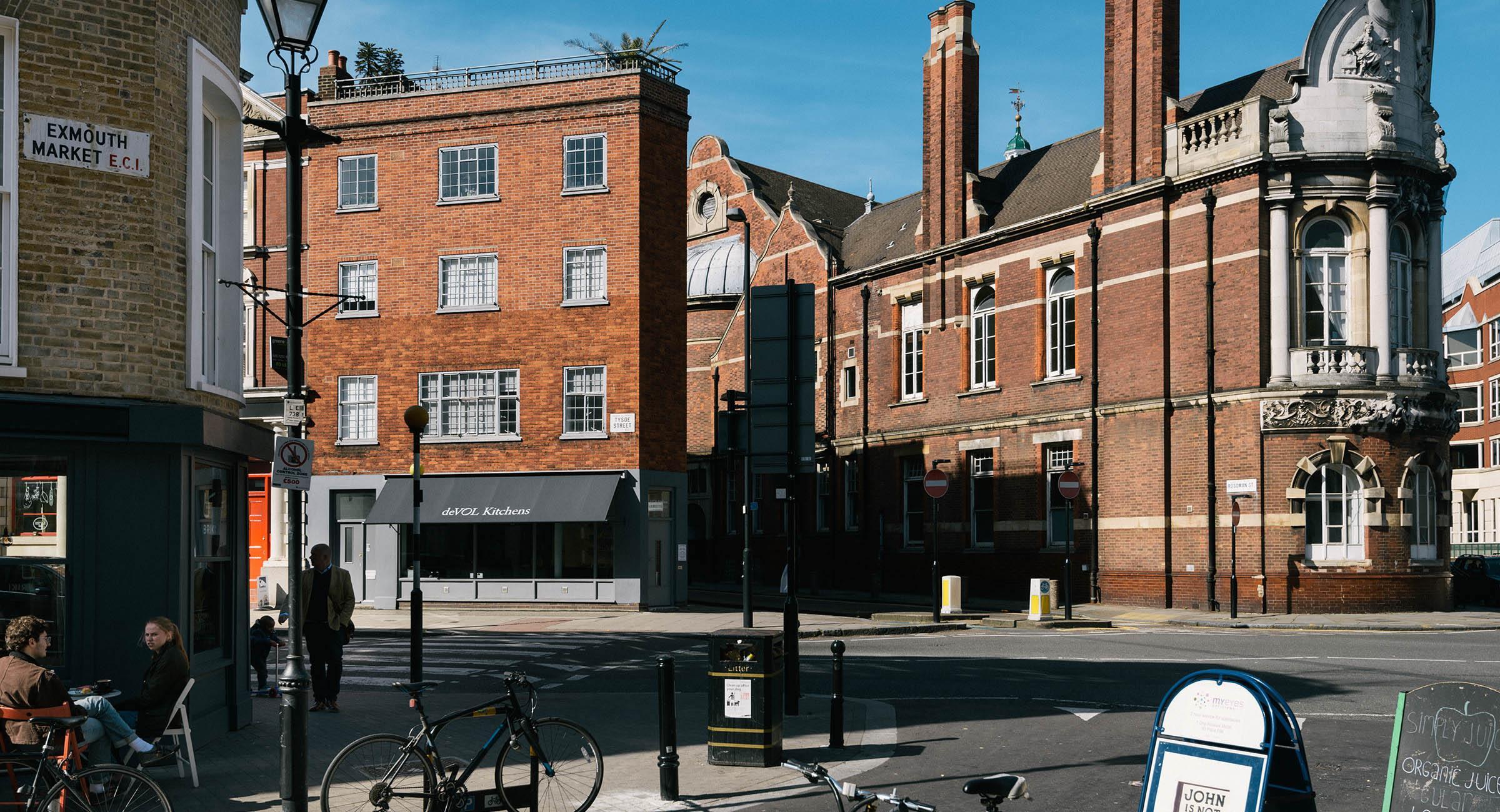 Tysoe Street, London photo 1