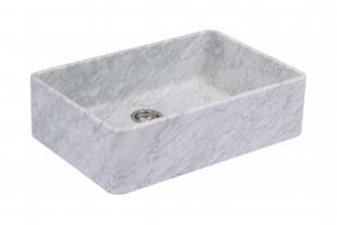 Milano Penthouse 800 Single Marble Sink photo 1 thumbnail