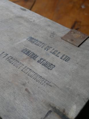 Antique Carpenters Wooden Tool Box photo 3 thumbnail