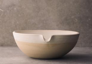Large Lipped Pouring Bowl photo 1 thumbnail