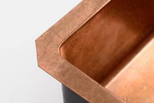 Copper Single Sink photo 2 thumbnail
