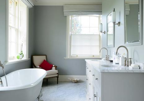 Shaker Bathrooms by deVOL