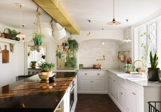 Bespoke Kitchens by deVOL - Classic Georgian style English Kitchens