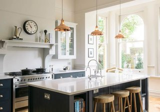 The Crystal Palace Kitchen