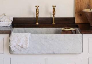 deVOL Marble Sinks