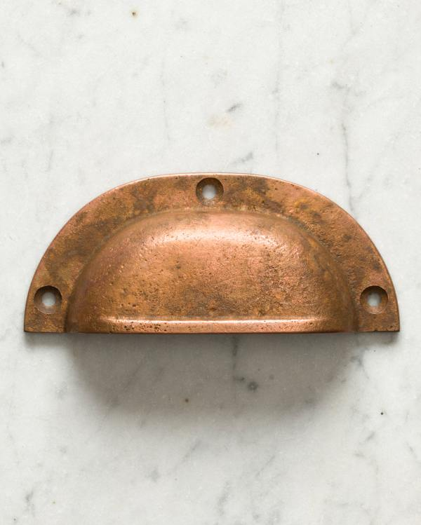 Aged Copper Classic Handle