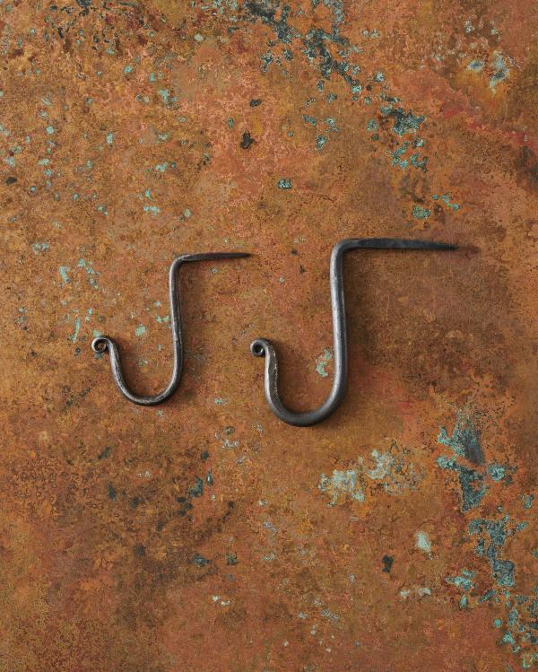 Iron Beam Hooks