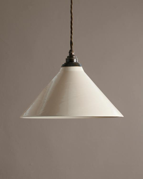 The Creamware Pendant Light