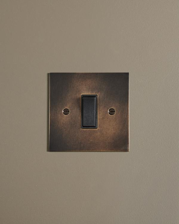 Classic 20A Double Pole Switch