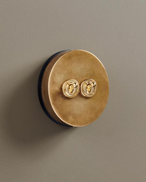 Oval Toggle Switches