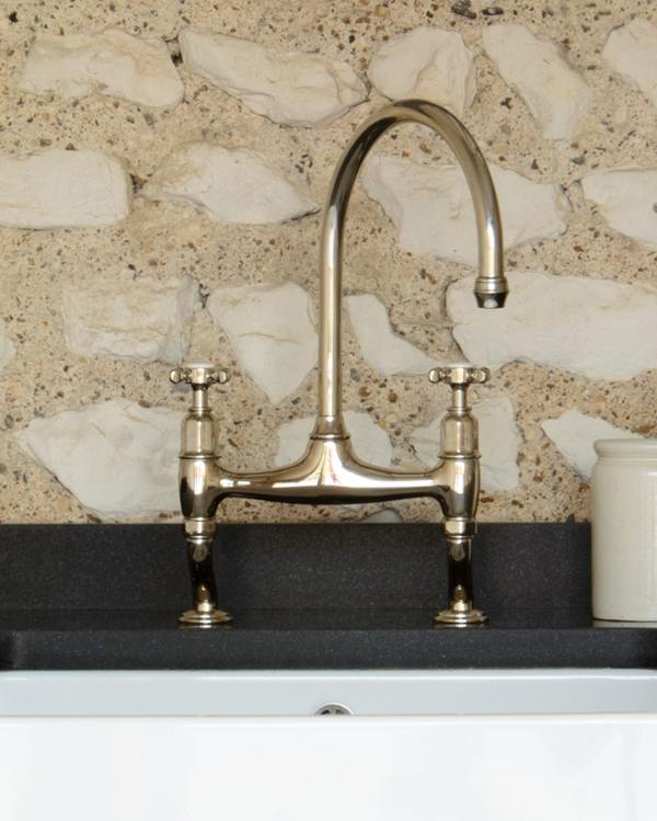 Perrin & Rowe 'Ionian' Tap in Nickel