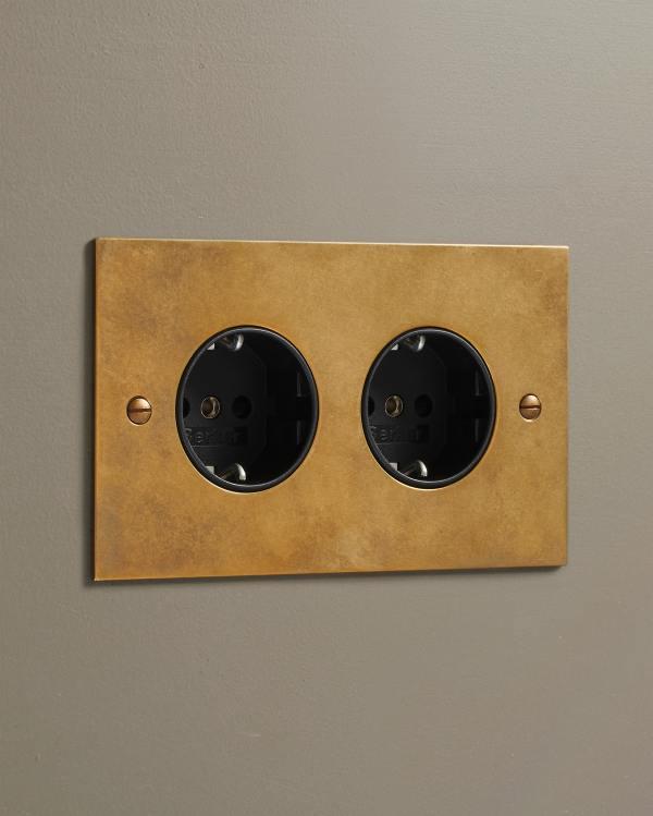 Classic Schuko (Type F) Plug Sockets