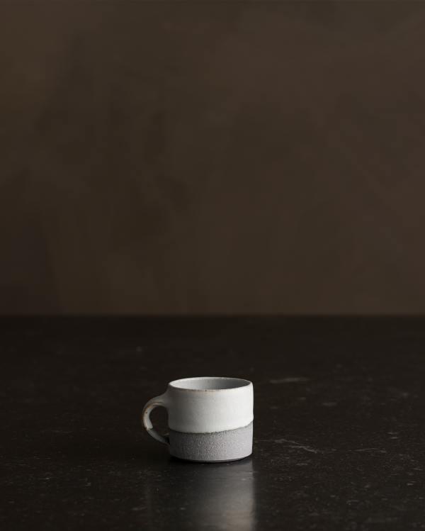 Slate Blue Espresso Mug