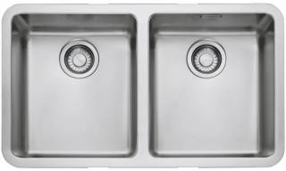 Franke 'Kubus' Double Sink