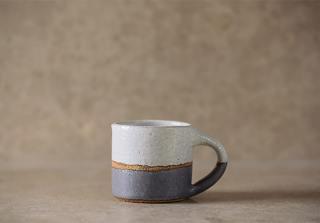 Crackle Top Mug