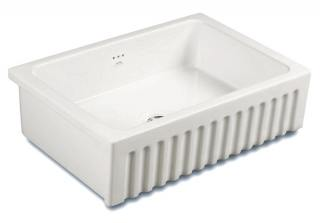 800 Single Fluted Sink