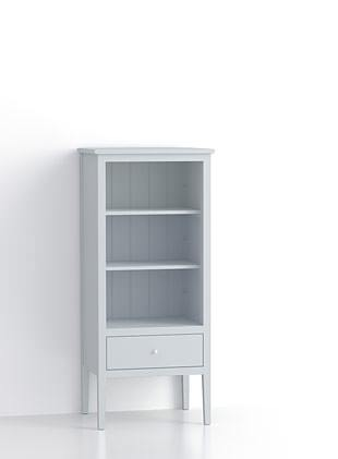 600mm Open Short Upright Cupboard