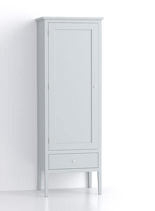 600mm Closed Upright Cupboard
